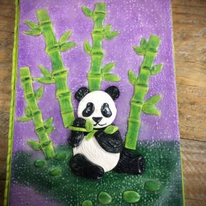 Panda Personalized Journal