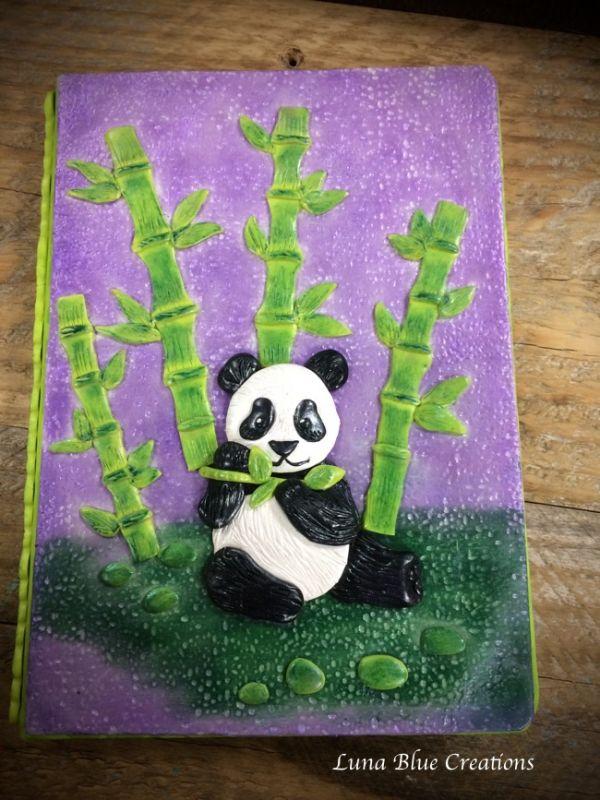 Panda Personalized Journal