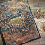personalized sketchbook