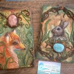 Woodland Animal Journals