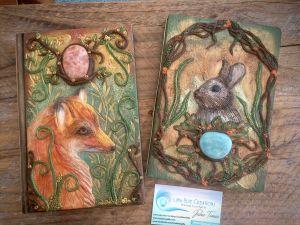 Woodland Animal Journals